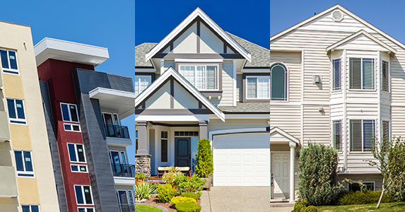 Canadian markets that offer the most house for one's money