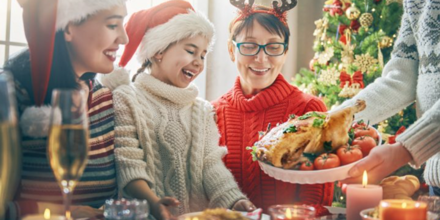 Creating Holiday Traditions, One Room at a Time